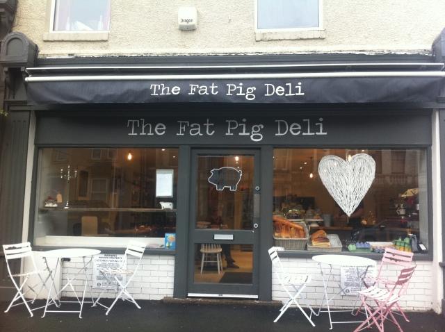 The Fat Pig Deli
