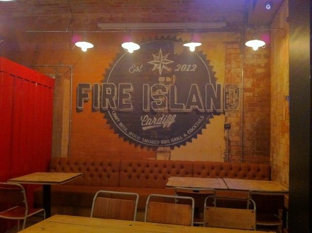 Fire Island Cardiff
