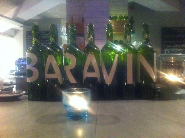 Baravin, Aberystwyth