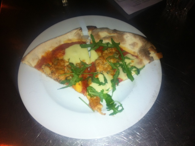 Pizza, Baravin