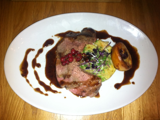 Gressingham Duck Breast