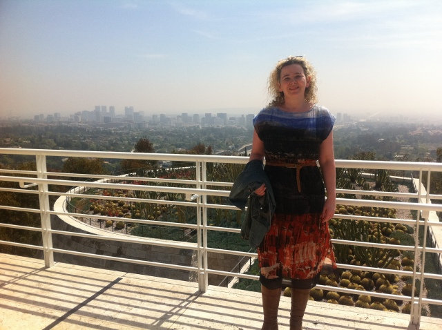 Lowri Cooke Getty Centre