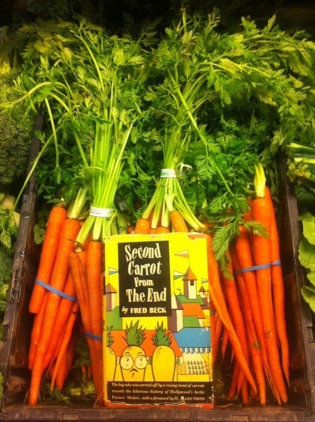 Second Carrot From The End