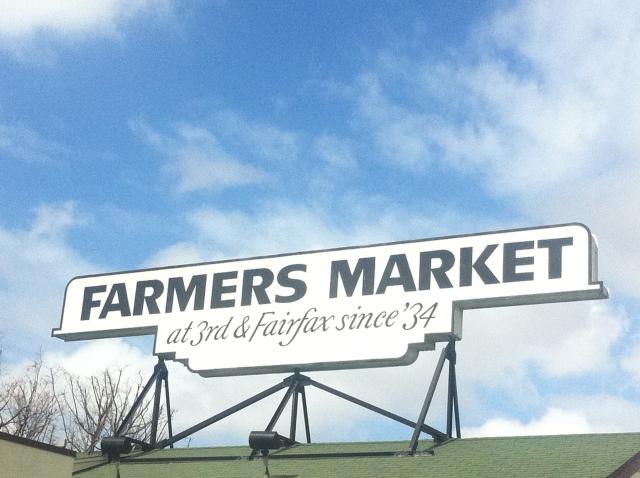 Original Farmers' Market LA