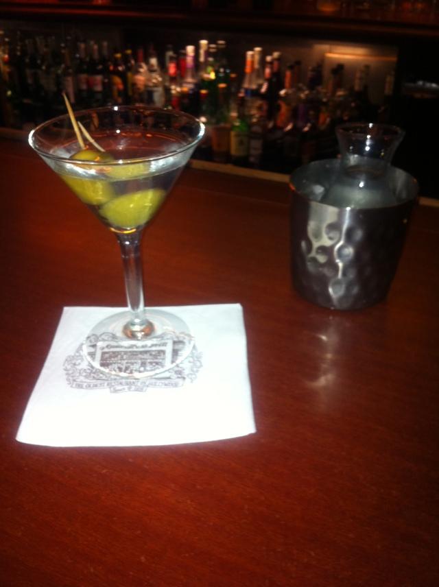 Martini, Frank & Musso Grill