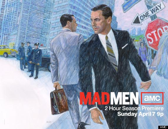 Mad Men Series 6 AMC