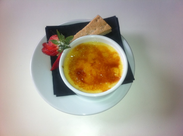 Creme Brulee, Mimosa