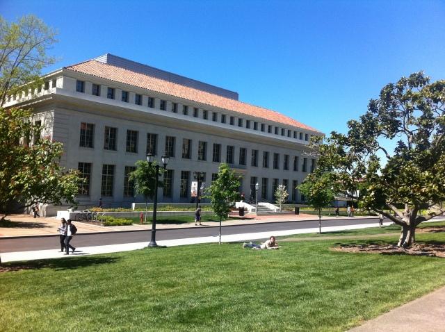 Llyfrgell Bancroft, Berkeley