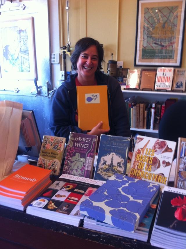 Celia Sack, Omnivore Bookstore