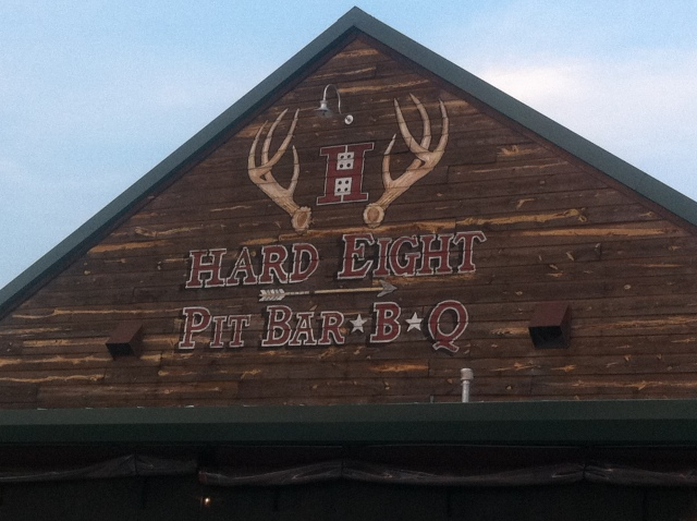 Hard Eight BBQ, Dallas
