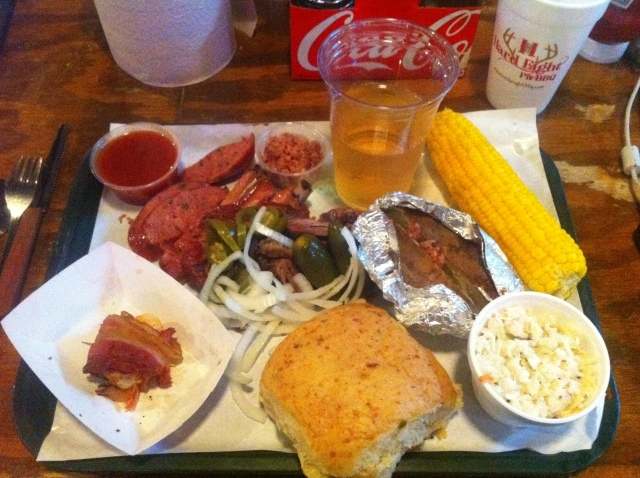Hard Eight BBQ Dallas