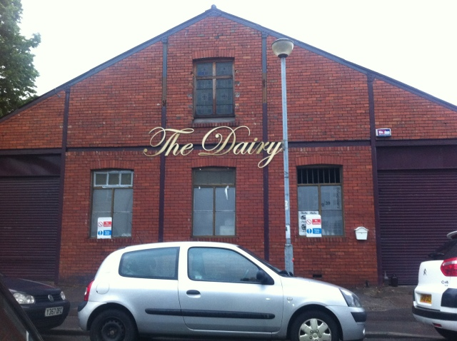 The Dairy, Pontcanna