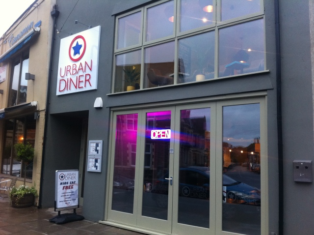 Urban Diner, Pontcanna