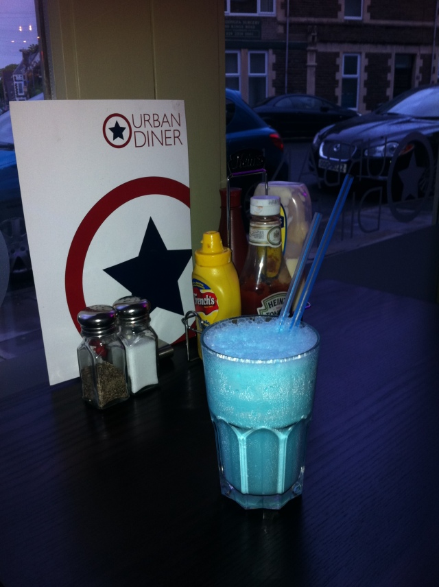 Bubblegum Milkshake, Urban Diner