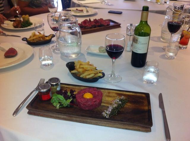 Steak Tartare Pier 64