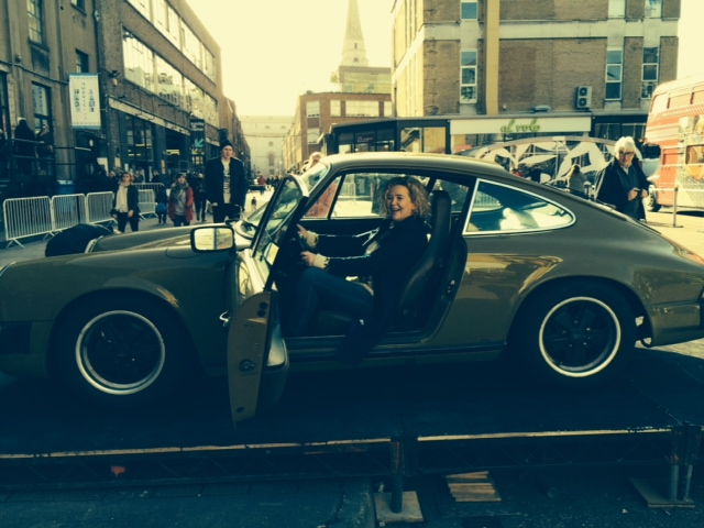 Lowri Cooke a Car Saga