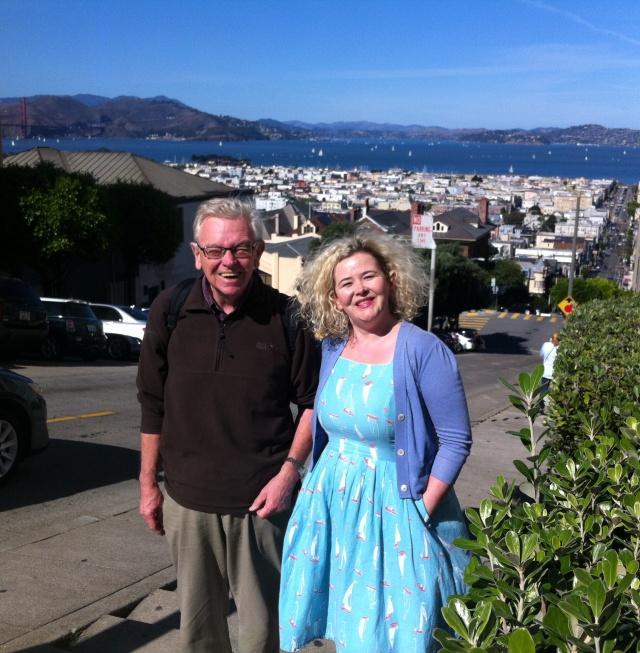 Phil Cooke Lowri Cooke San Francisco