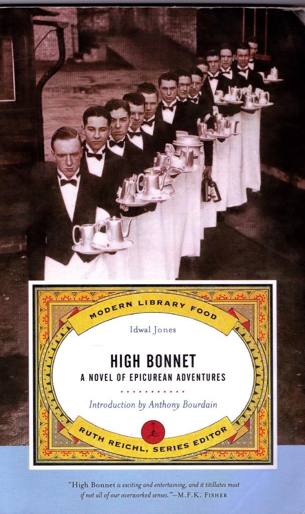 High Bonnet - Idwal Jones