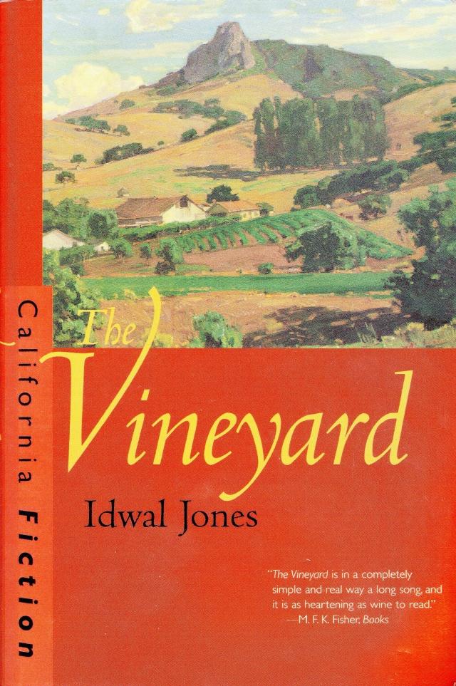 The Vineyard - Idwal Jones