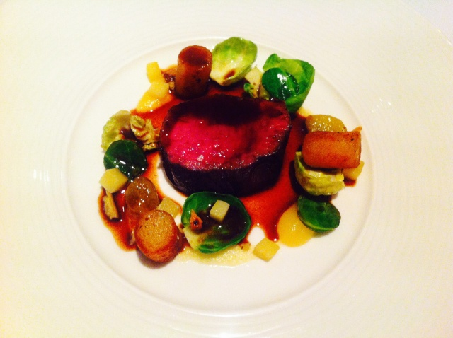 Valley Venison, The Crown at Whitebrook