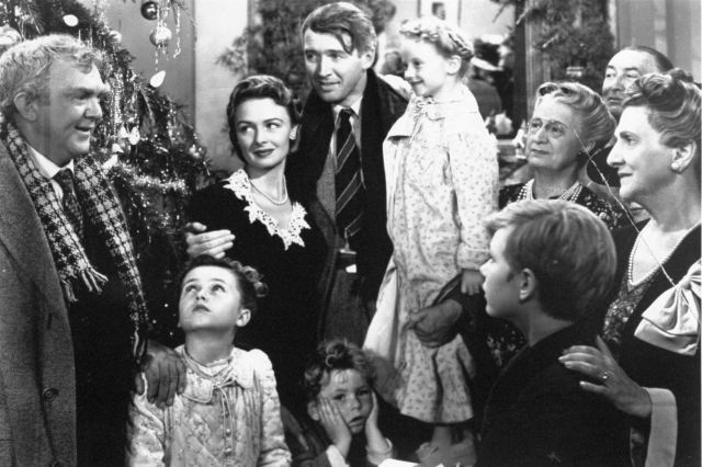 Teulu It's a Wonderful Life