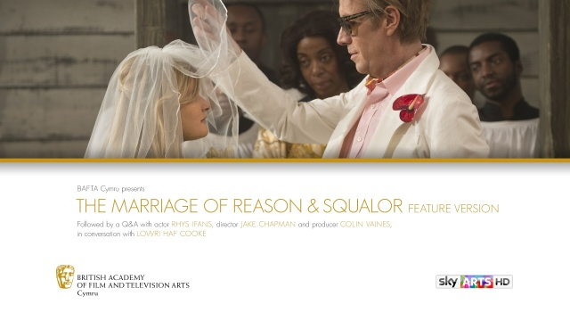 The Marriage of Reason and Squalor BAFTA Cymru