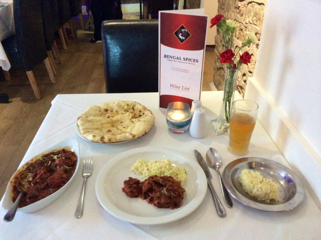 Bengal Spice, Llanymynech
