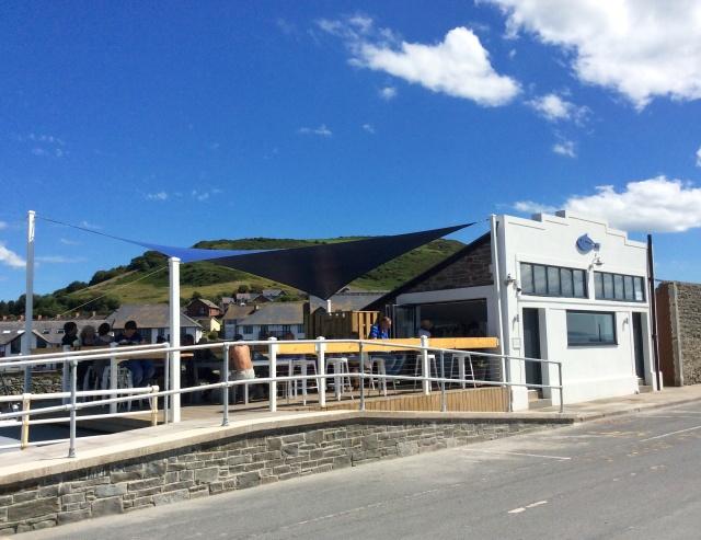 Pysgoty, Aberystwyth