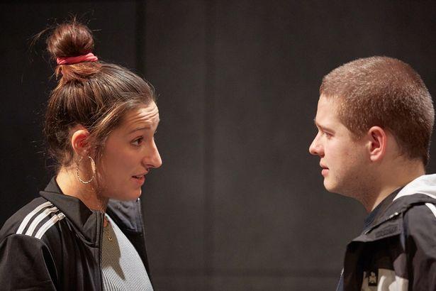 Leah Gaffey a Sion Emyr