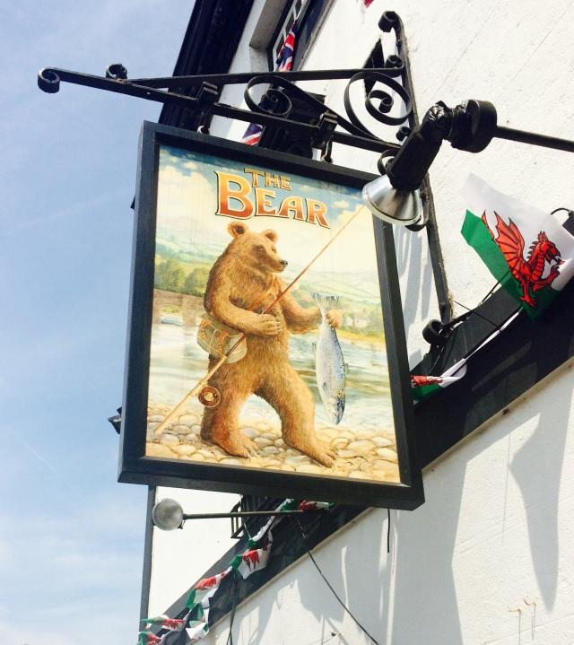 The Bear, Crughywel
