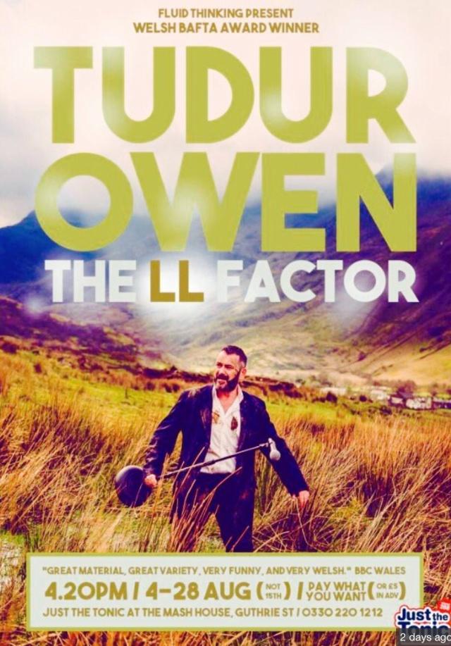 Tudur Owen - The Ll Factor