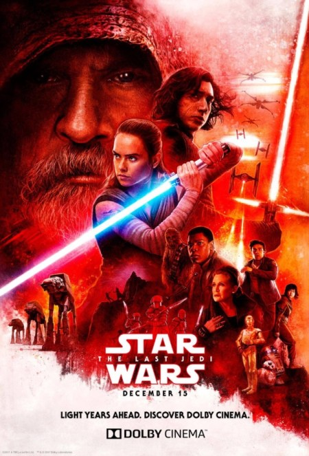 Adolygiad Star Wars The Last Jedi Review